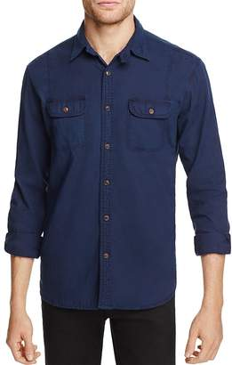 OOBE Waters Long Sleeve Button-Down Work Shirt