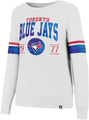 '47 Ladies' Toronto Blue Jays MLB Ultra Throwback Fleece Sweatshirt