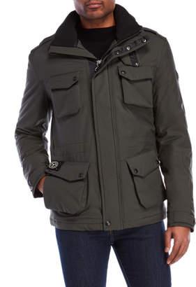 Sailors & Brides Revenger Fleece-Lined Jacket