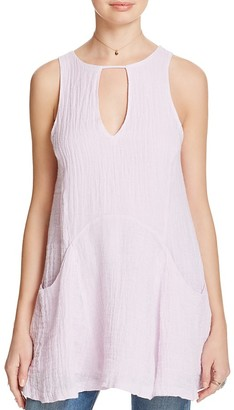 Free People Smooth Sailing Tunic $108 thestylecure.com