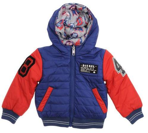 Synthetic Down Jacket