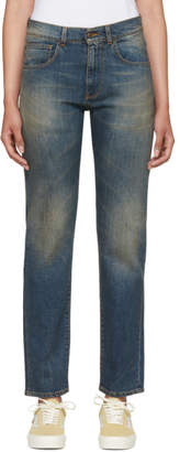 6397 Blue Relaxed Jeans