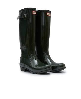 Hunter Tall Gloss Welly Boots