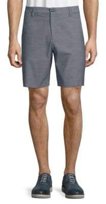 Perry Ellis Slim Chambray Shorts