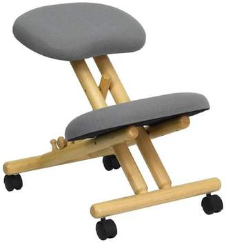 Symple Stuff Krull Height Adjustable Portable Kneeling Chair