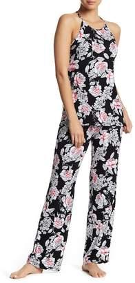 PJ Salvage Floral Print Pajama Pants