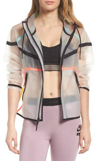 Collection Ghost Windrunner Women's Jacket