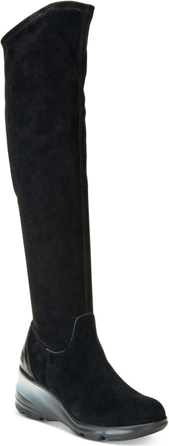 Jambu Kendra Water-Resistant Over-The-Knee Boots