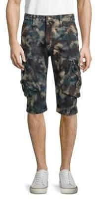 Milwaukee Denim Cargo Shorts