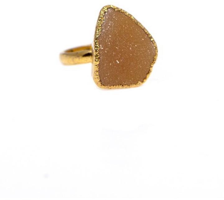 Charlene K Druzy Ring