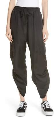 Clu Fold Detail Jogger Pants