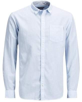 Jack and Jones Jorelton Long Sleeve Slim Fit Shirt