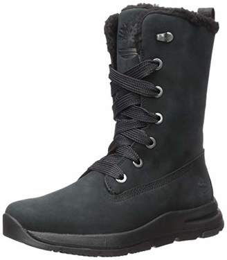 Timberland Women's Mabel Town Waterproof Mid Lace Snow Boot
