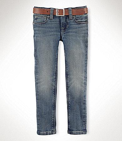 Ralph Lauren 2T-6X Skinny Jeans