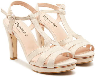 Repetto Bikini Suede Sandals