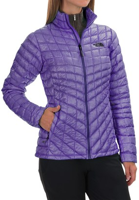 The North Face ThermoBall® Jacket - Insulated (For Women) $99.99 thestylecure.com