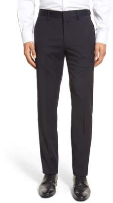 Bonobos Jetsetter Slim Fit Flat Front Stretch Wool Trousers