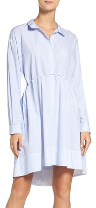 Women's French Connection Smithson Shirtdress $138 thestylecure.com