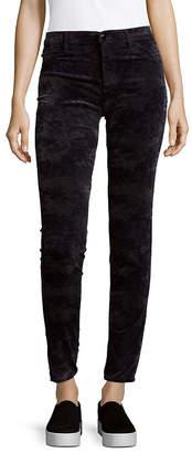 J Brand Velveteen Super Skinny Pant