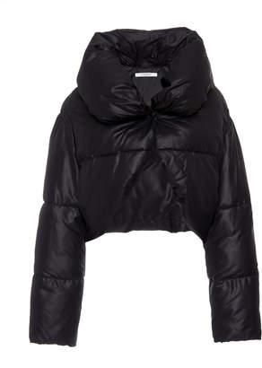 Givenchy Cropped Bolero Puffer Jacket