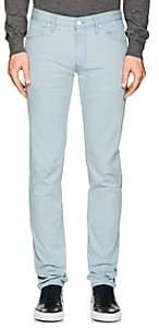 PT05 Men's Stretch-Cotton Canvas Slim 5-Pocket Jeans-Lt. Blue