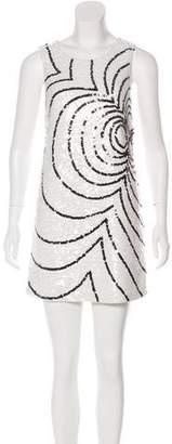 Rachel Zoe Sequined Mini Dress w/ Tags