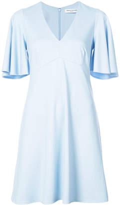 Amanda Uprichard flared sleeve dress