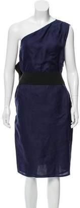 Lanvin Sleeveless Midi Dress