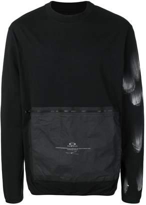 Oakley By Samuel Ross crew neck sweatshirt