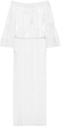 Melissa Odabash Sabina off-the-shoulder maxi dress