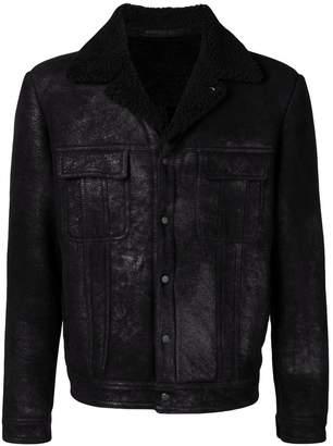 Salvatore Santoro double pocket jacket
