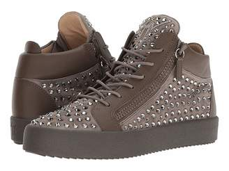 Giuseppe Zanotti May London Mid Top Studded Sneaker