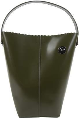 Kara Patent Leather Handbag