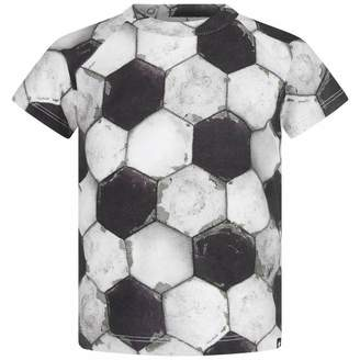 Molo MoloBaby Boys Football Structure Emmett Top