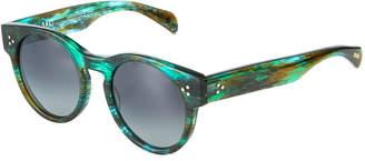 Salt Wilcox Round Polarized Sunglasses