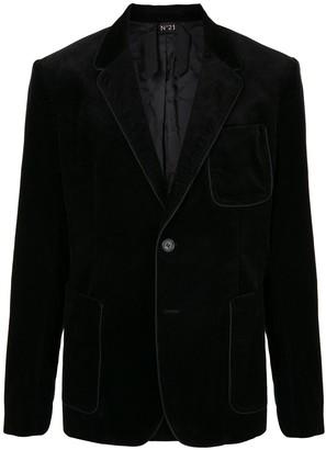 No.21 corduroy blazer
