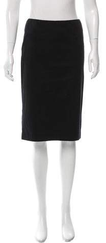 Emilio Pucci Knee-Length Pencil Skirt