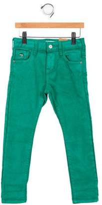Scotch Shrunk Boys' Five Pocket Straight-Leg Jeans