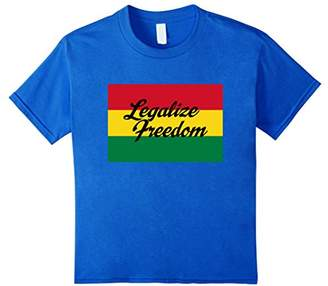 Legalize Freedom T-Shirt. Libertarian Small Government