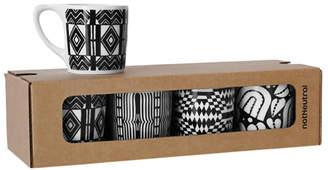notNeutral Cooper Hewitt LINO Coffee Mugs (Set of 4)