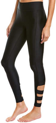 Terez Exposed Elastic Legging