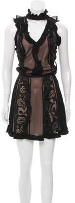 Alexis Celina Mini Dress w/ Tags Black Celina Mini Dress w/ Tags