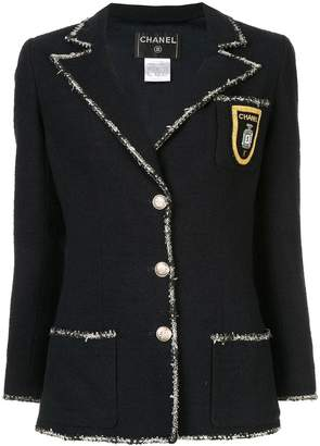 Chanel Pre-Owned Long Sleeve Jacket