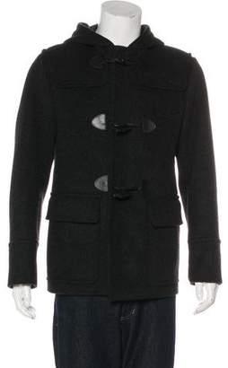 Prada Wool Duffel Coat