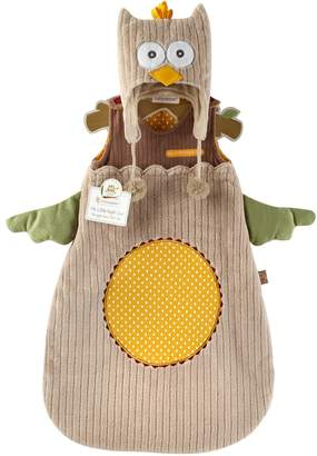 "Baby Aspen My Little Night Owl"" Snuggle Sack & Cap Gift Set - Newborn"
