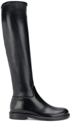 Valentino knee high boots