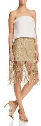 Ramy Brook Ines Crochet-Lace Dress