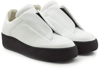 Maison Margiela Future Low Top Leather Sneakers