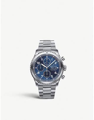 Breitling A13314101C1A1 Navitimer 8 Chronograph steel watch