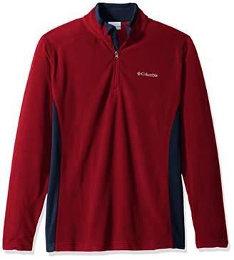 Columbia Men's Klamath Range II Half Zip Sweater